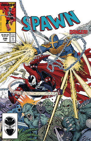 SPAWN (1992) #299