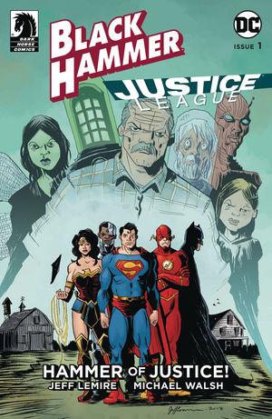 BLACK HAMMER JUSTICE LEAGUE (2019) #1D