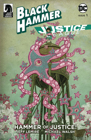 BLACK HAMMER JUSTICE LEAGUE (2019) #1E