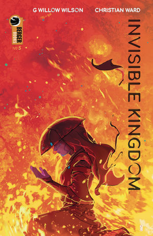 INVISIBLE KINGDOM (2019) #5