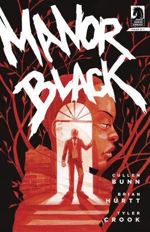 MANOR BLACK (2019) #1