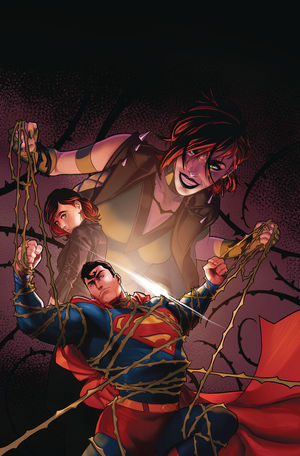 ACTION COMICS (2016 3RD SERIES) #1013