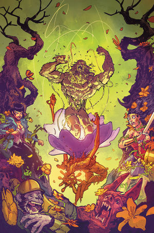 JUSTICE LEAGUE DARK ANNUAL (2018) #1