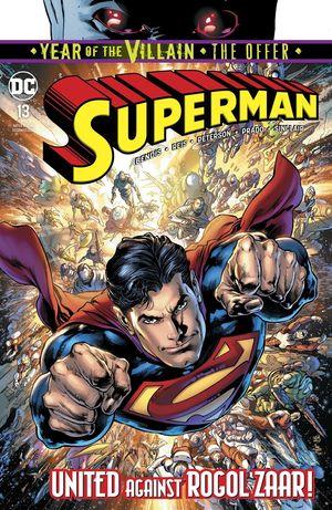 SUPERMAN (2018) #13