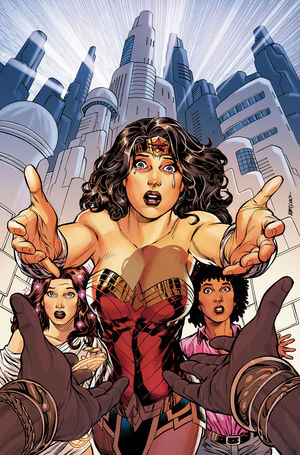 WONDER WOMAN (2016 5TH SERIES) #74