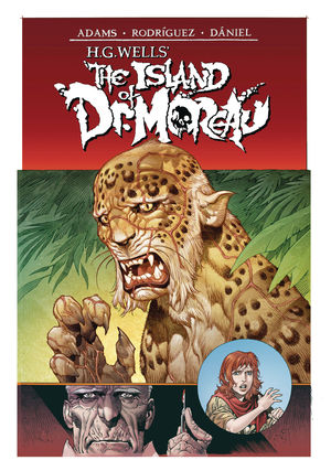 HG WELLS THE ISLAND OF DR MOREAU (2019) #1