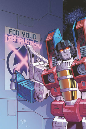 TRANSFORMERS (2019) #10