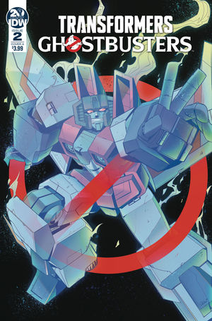 TRANSFORMERS GHOSTBUSTERS (2019) #2