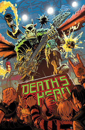 DEATHS HEAD (2019) #1