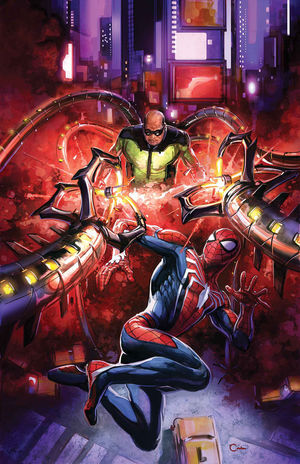 MARVEL'S SPIDER-MAN: CITY AT WAR (2019) #5