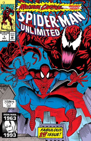 TRUE BELIEVERS ABSOLUTE CARNAGE MAXIMUM CARNAGE (2 #1