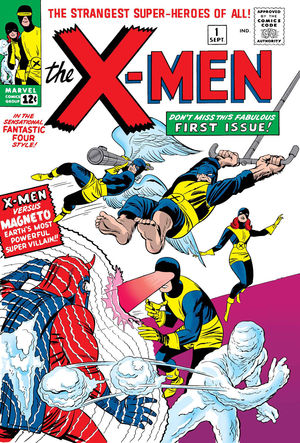 X-MEN FACSIMILE EDITION (2019)