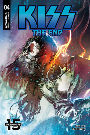 KISS THE END (2019) #4