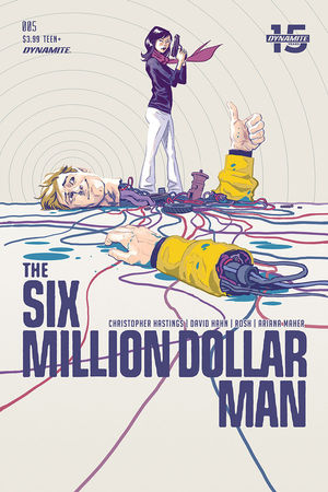 SIX MILLION DOLLAR MAN (2019) #5