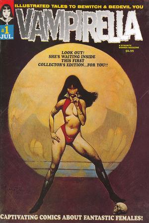VAMPIRELLA 1969 REPLICA ED (2019) #1