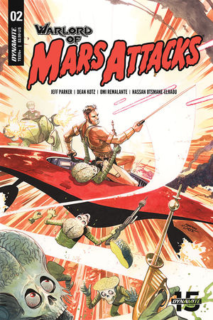 WARLORD OF MARS ATTACKS (2019) #2B