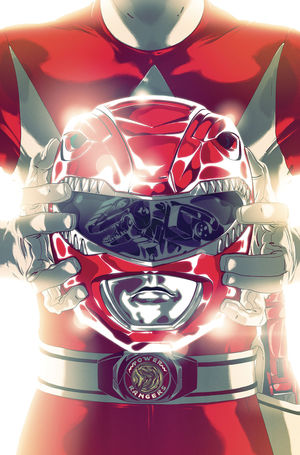 MIGHTY MORPHIN POWER RANGERS (2016) #41 VAR