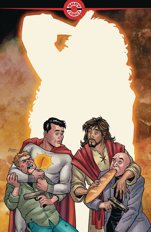SECOND COMING (2019) #1