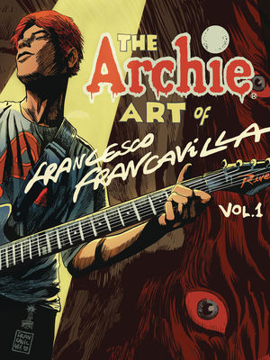 ARCHIE ART OF FRANCESCO FRANCAVILLA HC (2019) #1