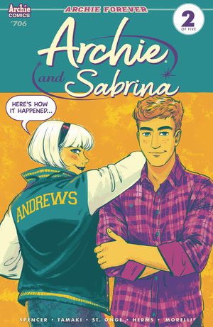 ARCHIE (2015 2ND SERIES) #706