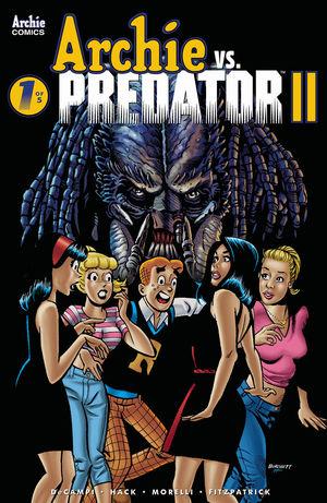 ARCHIE VS PREDATOR 2 (2019) #1B