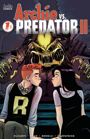 ARCHIE VS PREDATOR 2 (2019) #1C