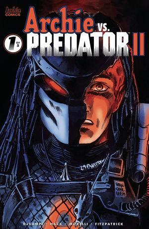 ARCHIE VS PREDATOR 2 (2019) #1D