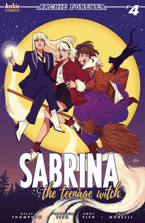SABRINA THE TEENAGE WITCH (2019) #4C