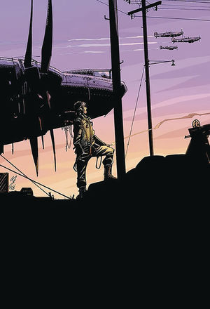 BATTLE FOR BRITAIN FROM PAGES OF COMBAT (2019) #1 MCCREA