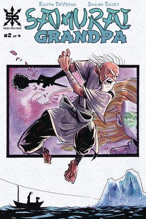 SAMURAI GRANDPA (2019) #2