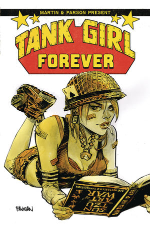 TANK GIRL ACTION ALLEY (2018) #5B