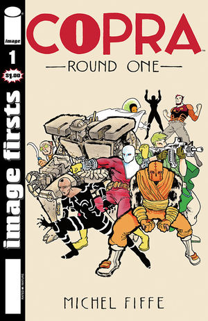 IMAGE FIRSTS COPRA 77