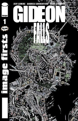 IMAGE FIRSTS GIDEON FALLS 74 #1