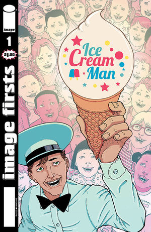 IMAGE FIRSTS ICE CREAM MAN 81