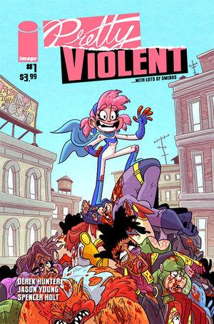 PRETTY VIOLENT (2019) #1