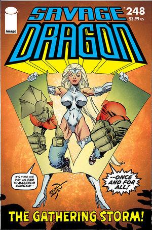 SAVAGE DRAGON (1993 2ND SERIES) #248