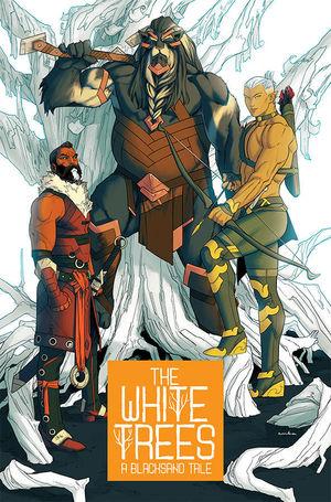 WHITE TREES (2019) #1