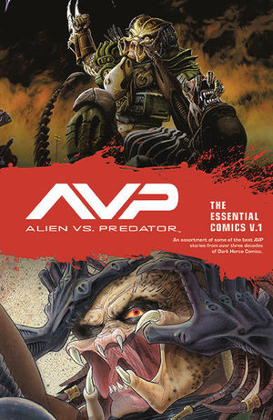 ALIENS VS PREDATOR ESSENTIAL COMICS TP VOL 01