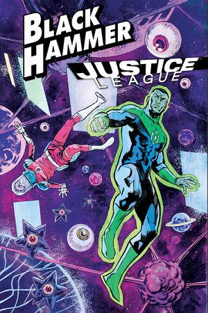 BLACK HAMMER JUSTICE LEAGUE (2019) #2