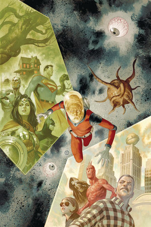 BLACK HAMMER JUSTICE LEAGUE (2019) #2E
