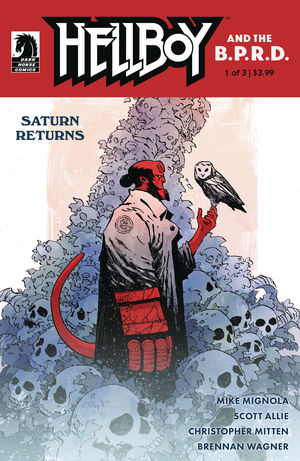 HELLBOY AND THE BPRD SATURN RETURNS 1