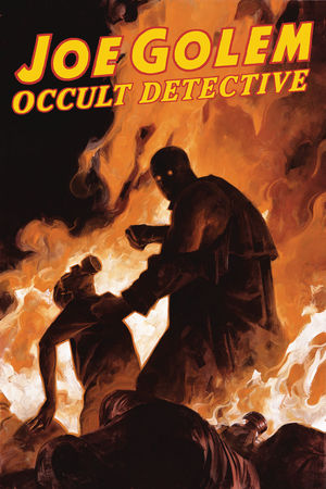 JOE GOLEM OCCULT DETECTIVE CONJURORS (2019) #4