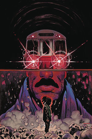 LAST STOP ON THE RED LINE (2019) #4