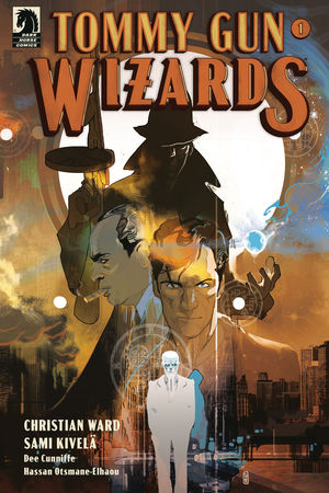 TOMMY GUN WIZARDS (2019) #1