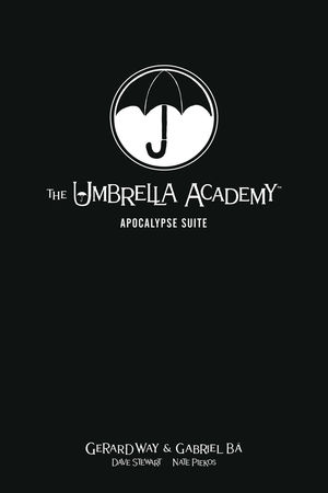 UMBRELLA ACADEMY LIBRARY EDITION HC (2019) #1