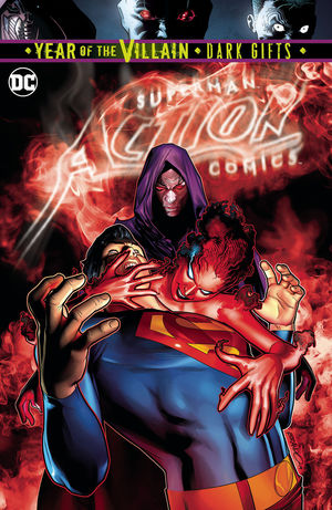 ACTION COMICS (2016 3RD SERIES) #1014B