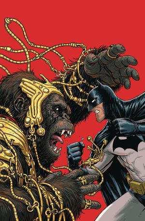 BATMAN UNIVERSE (2019) #2