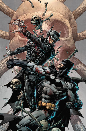 BATMAN WHO LAUGHS (2018) #7B