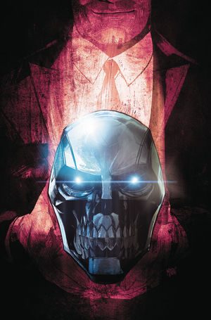 BLACK MASK YEAR OF THE VILLAIN (2019) #1