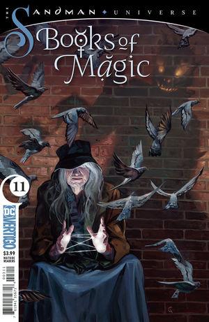 BOOKS OF MAGIC (2018 2ND SERIES)